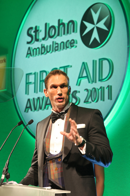 SJA First Aid Awards 2011 - 160 - small - medium - portrait