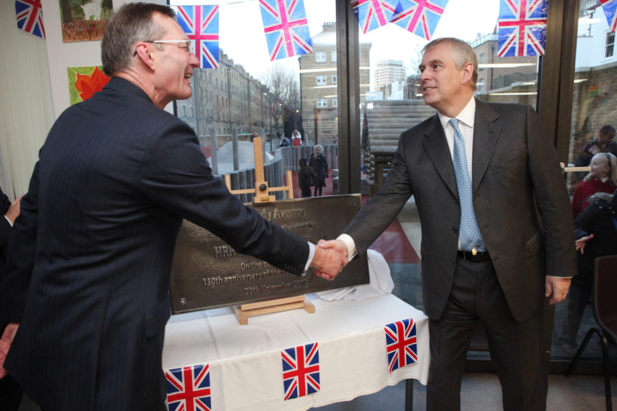 HRH Prince Andrew visit to Peabody Avenue - 177 - small