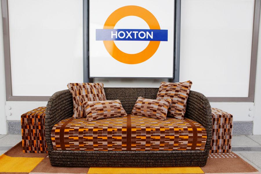overground fabric furniture - platform 12 - small