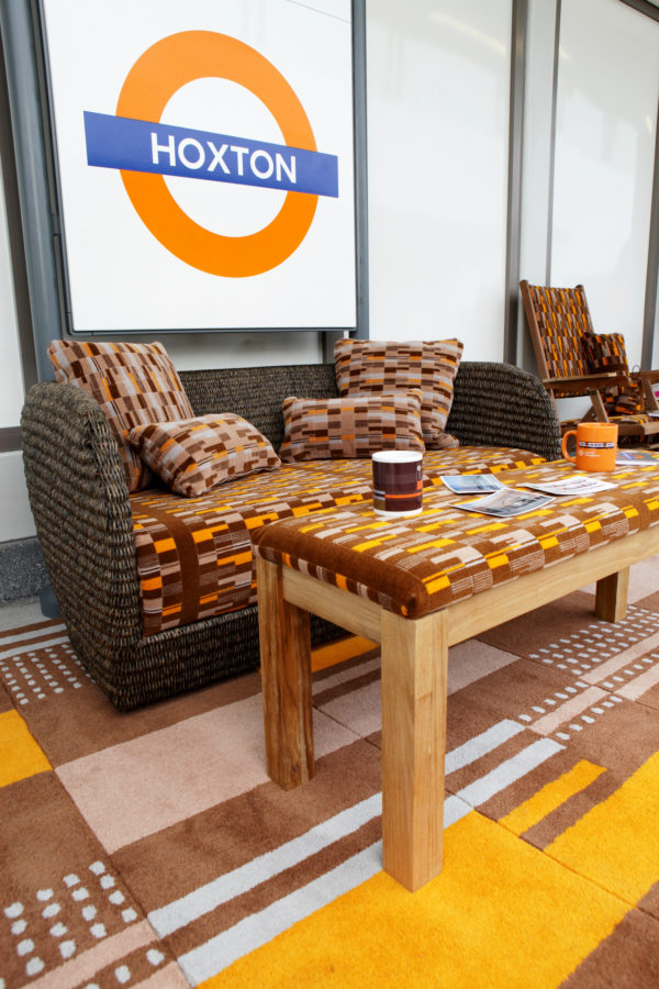overground fabric furniture - platform 17 - small