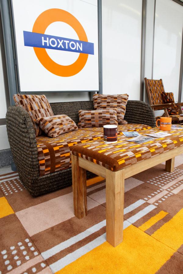 overground fabric furniture - platform 17 - small