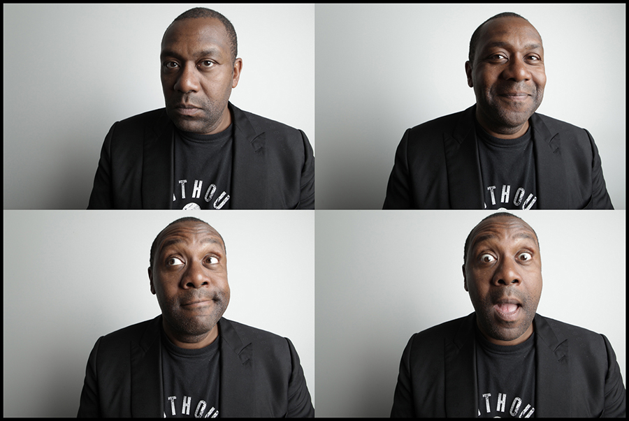 quartet of Lenny Henry