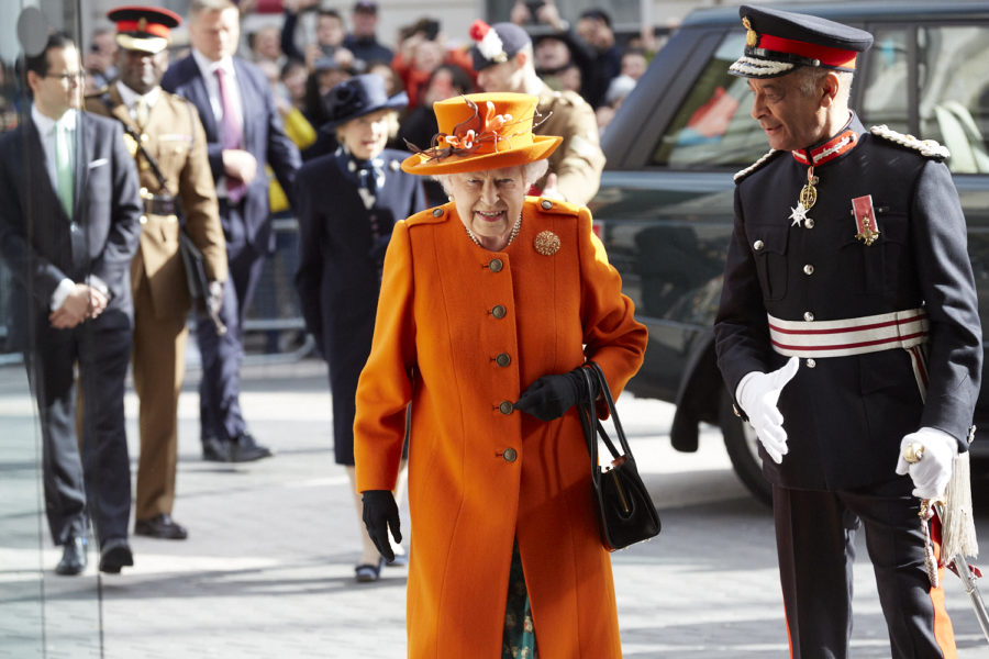 HM the Queen visits the Science Museum