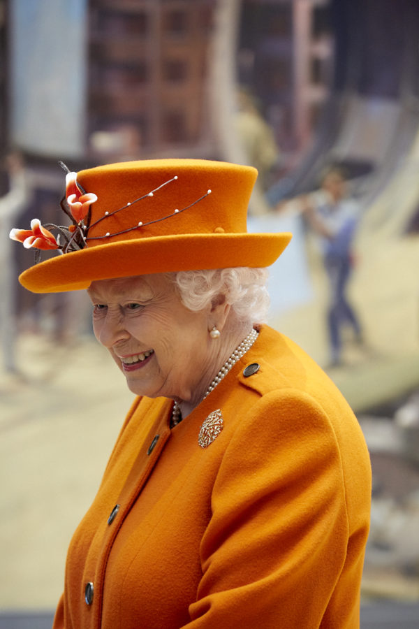 HM the Queen - © Jody Kingzett.